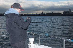 Mersey Cod Fishing