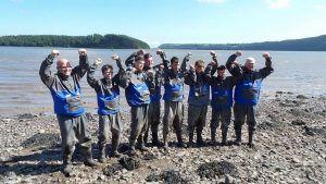 England Junior Sea Angling 2015 Champions