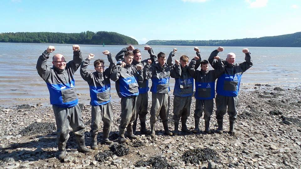 England Junior Sea Angling 2015 Champions