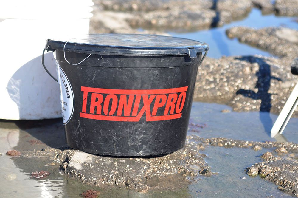 Tronixpro Bucket, tray and lid