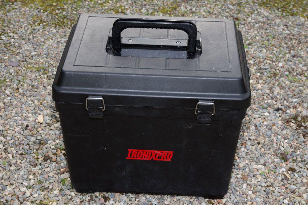 Tronixpro Large Seat Box