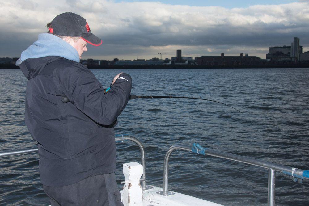 Mersey Cod Fishing