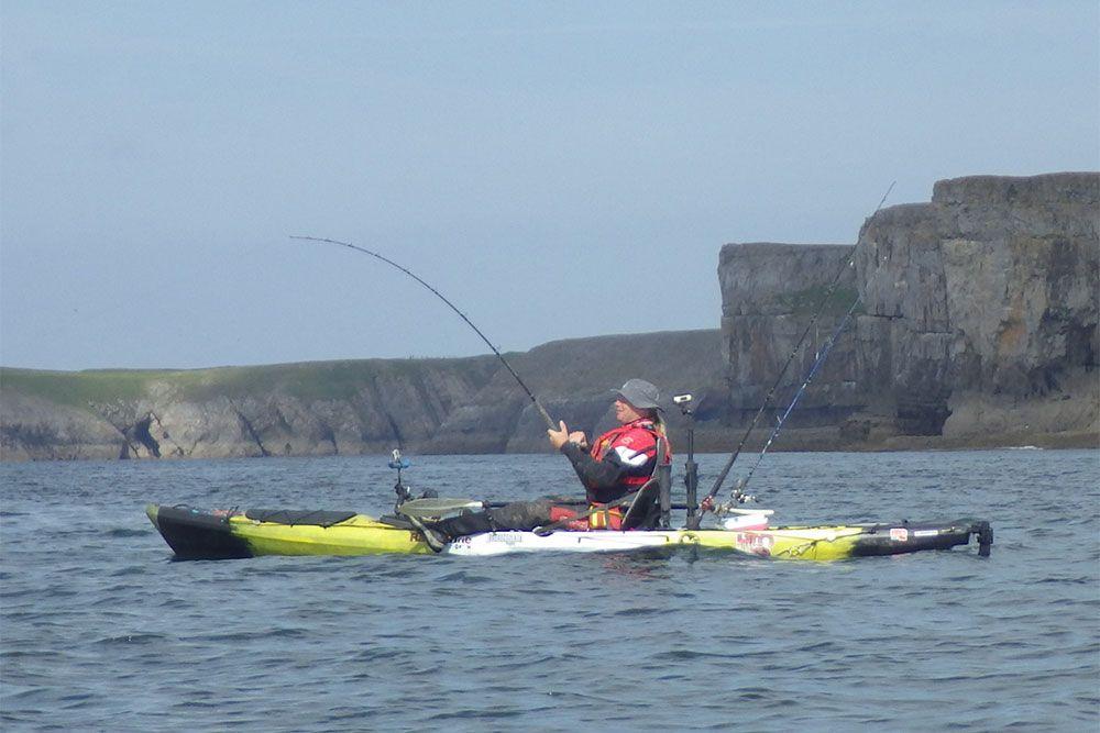 Kayak Species Hunting