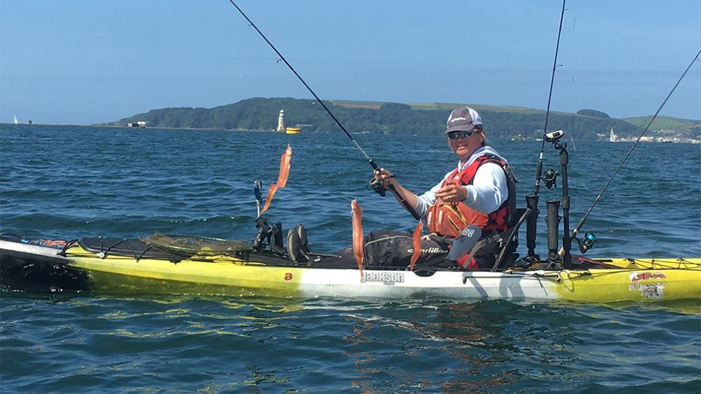 Kayak Species Hunting Diary