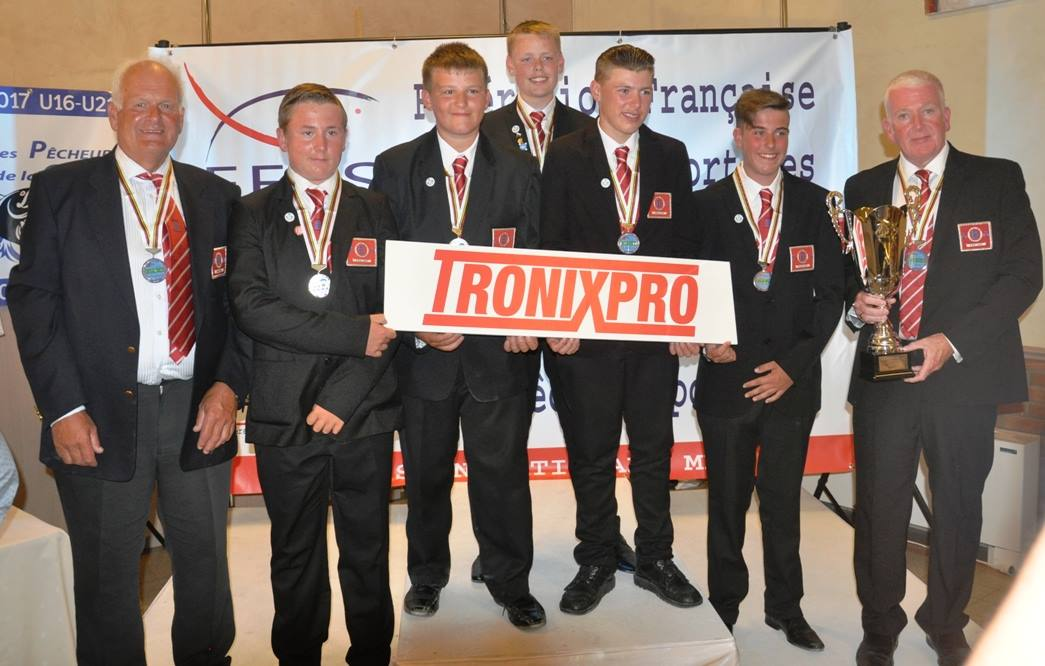 Silver Medal Winners England