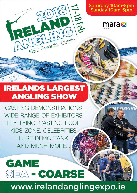 Angling Ireland 2018