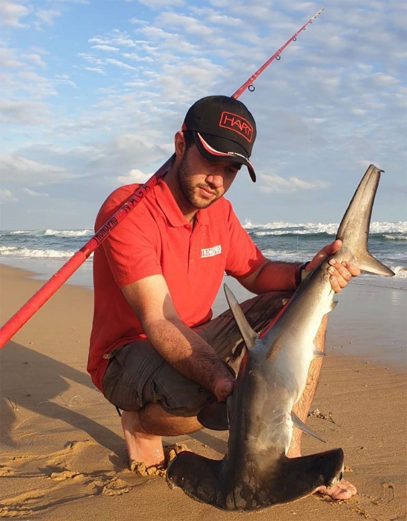 Shark Fishing in South Africa