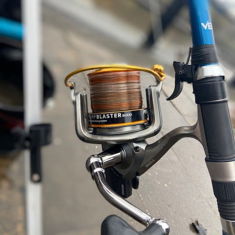 Tronixpro Xenon 50/50 Tapered Leader